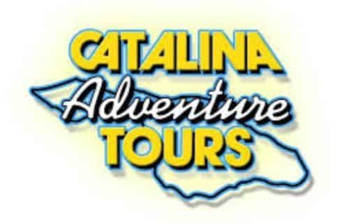 Logo for Catalina Adventure Tours